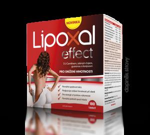 Zvolit raději Lipoxal Extreme nebo Effect