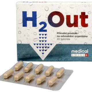 h2out na odvodnění organismu tobolky