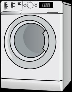 pračka na praní prádla