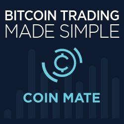 CoinMate.io banner