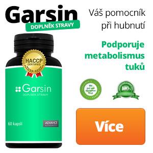 Hubnoucí tablety Garsin