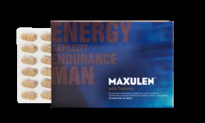 Maxulen balení 30 tablet