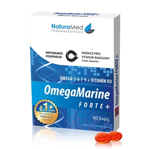 Omega rybí olej v tabletách