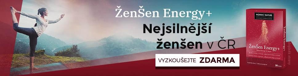 Nejsilnější ženšen v ČR