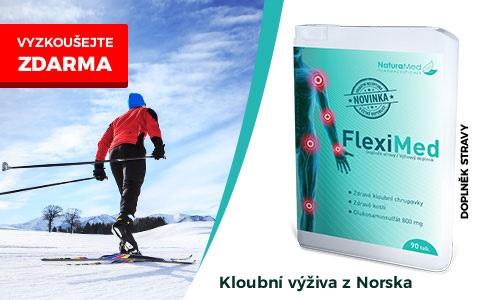 Kloubní výživa z Norska Flexi-Med